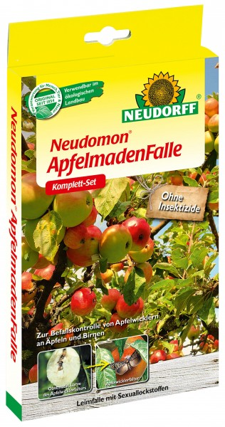 Neudomon Apfelmadenfalle