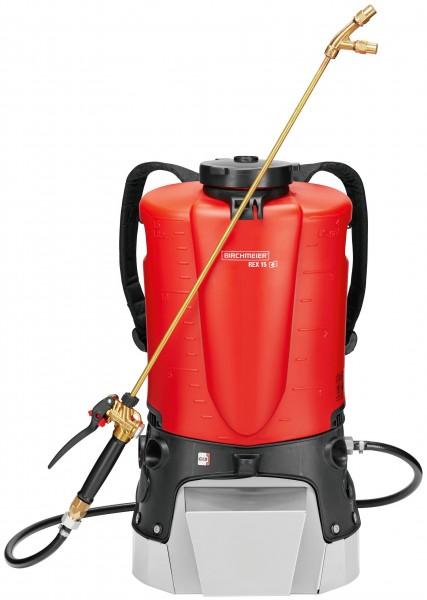 Birchmeier Akku-Rückensprühgerät REX 15 AC1 mit CAS-Akku
