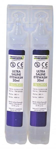 Augenspülung Ultra Saline