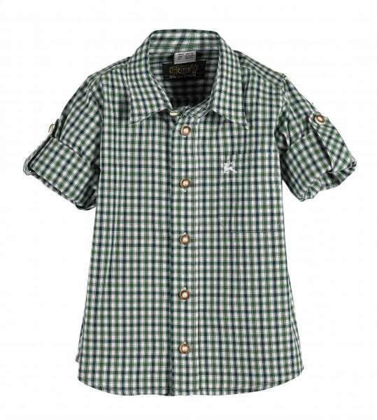OS-Trachten Kinder-Langarmhemd