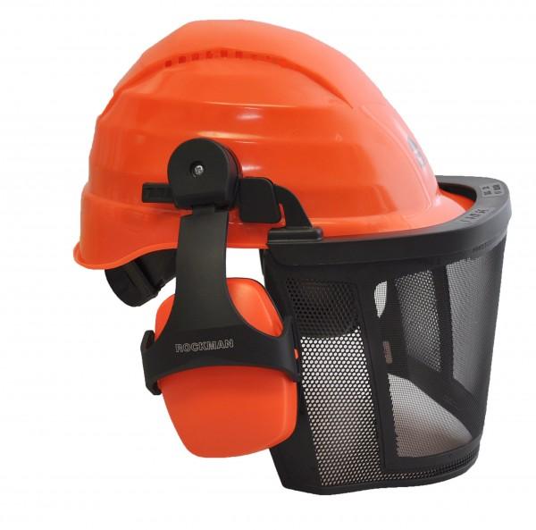 Rockman Kopfschutz-Kombination 2706