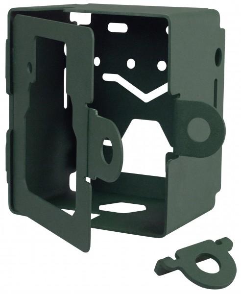 icuserver Metallschutzgehäuse für Wildkamera 4G-LTE