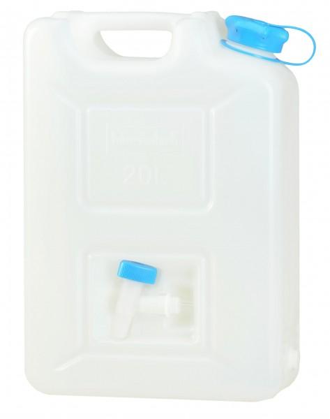 Jerrican à eau professionnel HD-PE