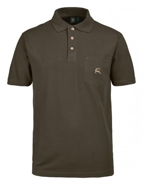 OS-Trachten Herren-Poloshirt