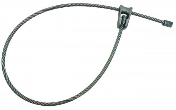 Nordforest Chokerseil FTF 7,5 - Stahlkopf - Choker - Stahlkopf