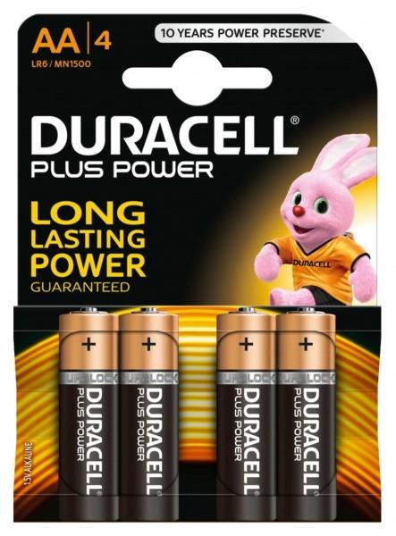 Duracell Batterien AA, LR06/MN1500 1,5 V