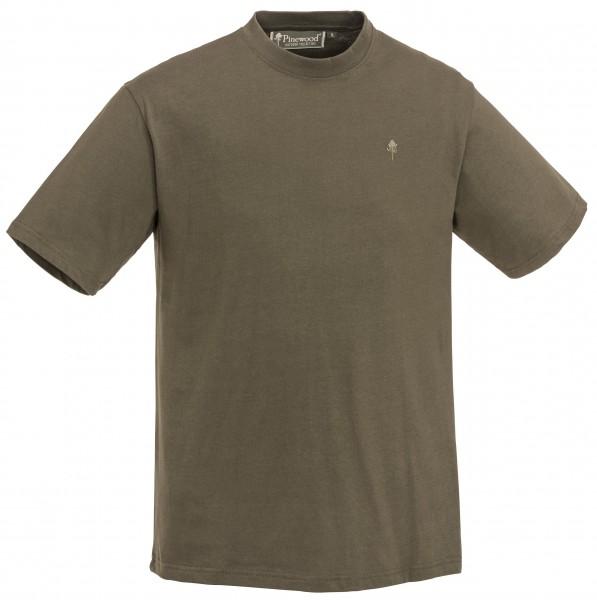Pinewood Herren-T-Shirt 3er-Pack