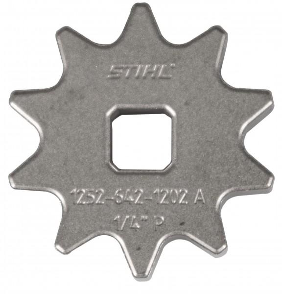 """Pignon en étoile Stihl 1/4"""", 8 dents"""