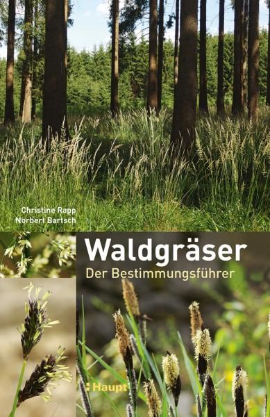 Waldgräser - Der Bestimmungsführer