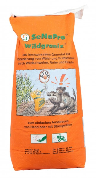 Wildgranix Game Repellent Granules 20 kg