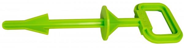 Waidlochauslöser grün