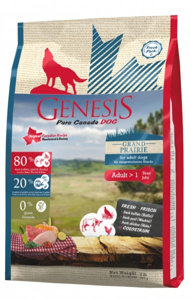 Genesis Hundefutter Grand Prairie