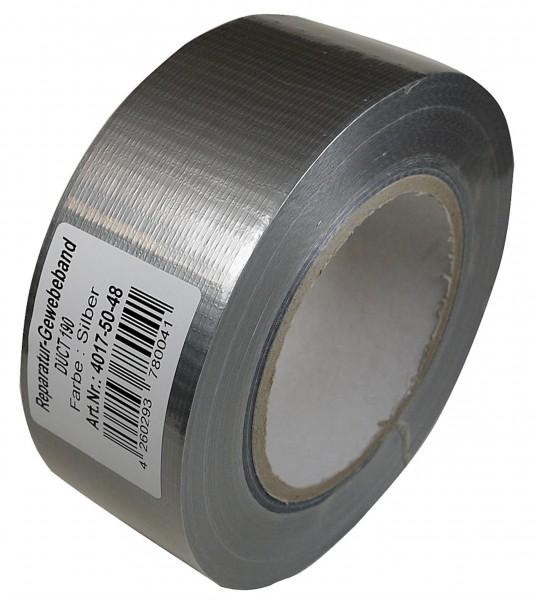 Repair Duct Tape, Silver.