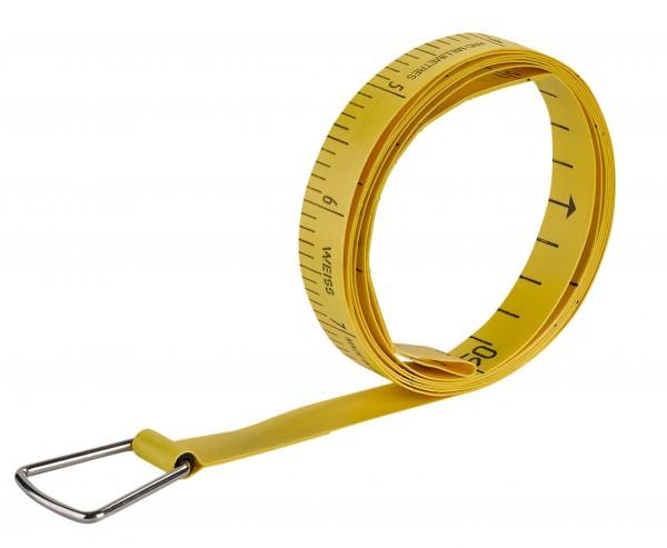 Ersatz-Umfang- und Durchmesser-Glasfaserbandmaß