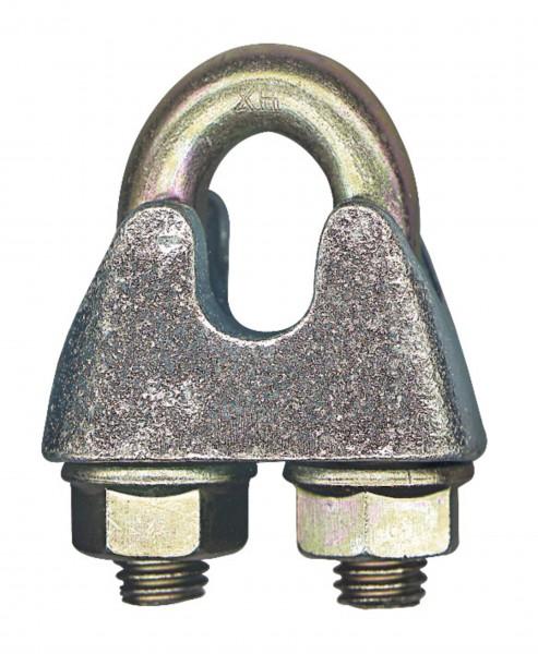 Sicherheits-Drahtseilklemmen DIN 13411-5