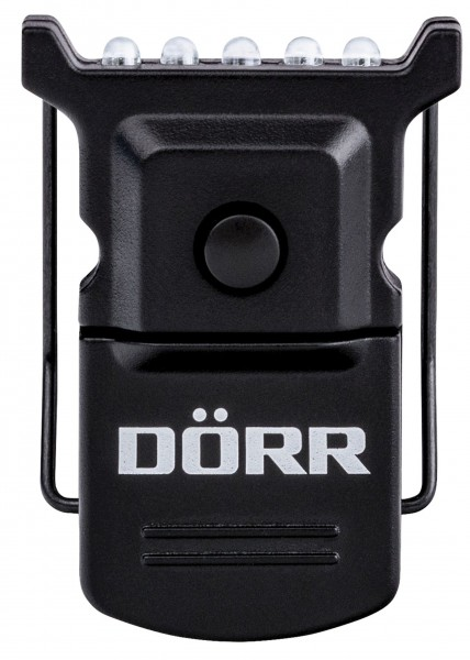 Dörr Micro-LED-Caplight CL-5 mit Clip