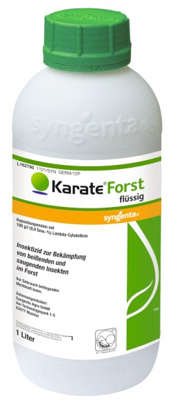 Karate® Liquid Forest Insecticide 1 litre