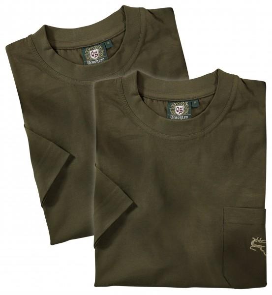 OS-Trachten T-Shirts, 2er-Pack