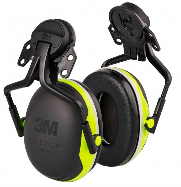 Peltor Gehörschutz X4 mit Helmbefestigung