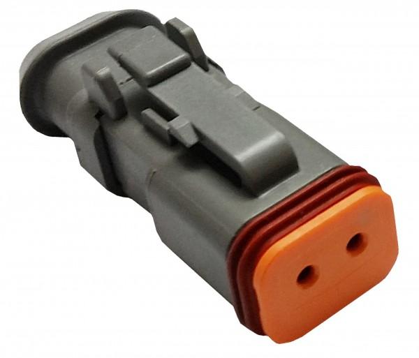 DT 2 Pin Plug