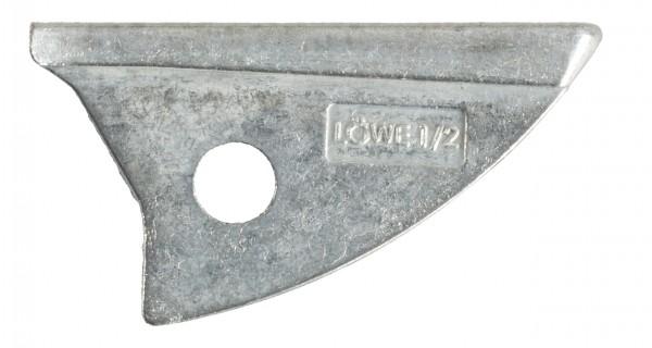 Ersatzunterlage für Löwe-Schere Nr. 1 und 2