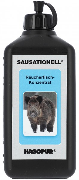 "Hagopur ""Sausationell"" Wild Boar Attractant"