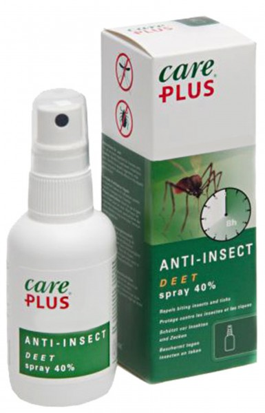 Care Plus Anti-Insect Deet Spray 40 %