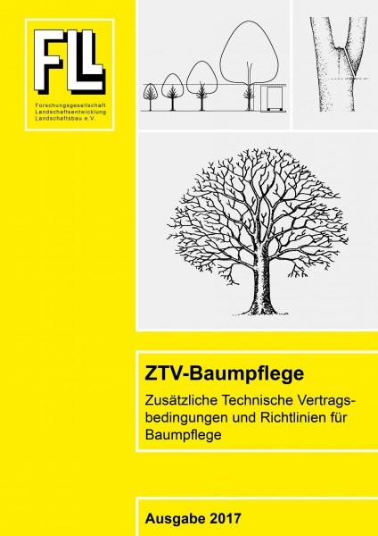 Broschüre ZTV Baumpflege 2017