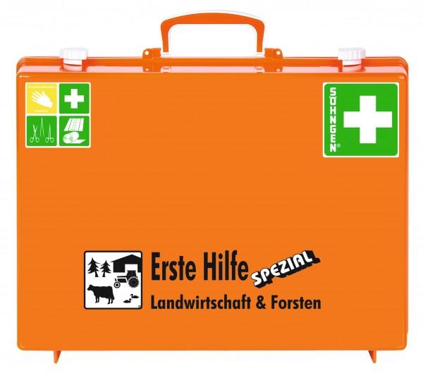 Erste-Hilfe-Koffer Landwirtschaft und Forsten