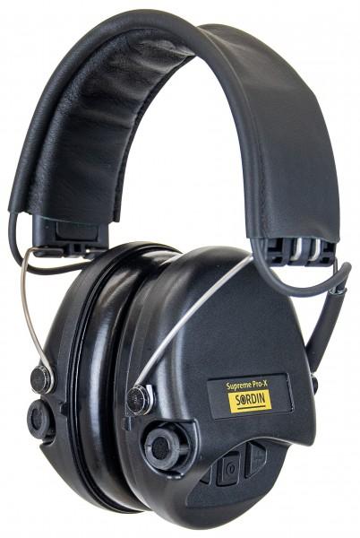 MSA Sordin Gehörschutz Supreme Pro X