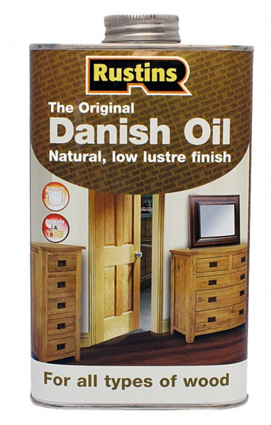 Huile Rustins Danish