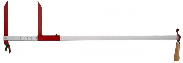 """DAUN"" Caliper / Measuring Rod, uncalibrated, aluminum beam"