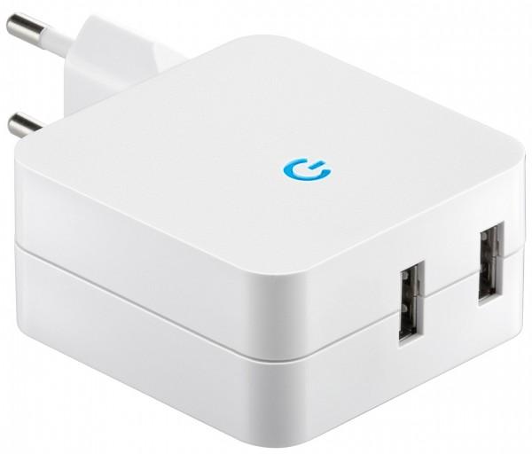 Goobay USB-Ladegerät 230 V