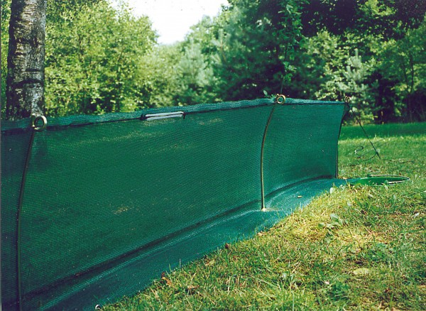 Amphibian Conservation Fence