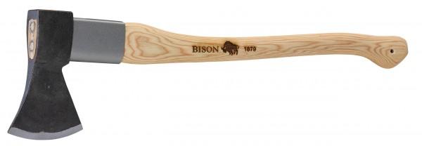"""Bison """"1879"""" Universalaxt 1250 g mit Stielschutz"""