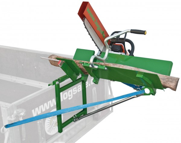 ECOCUT Saw Trestle with Wall Mounting