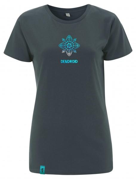 Dendroid Damen-T-Shirt Symmetree