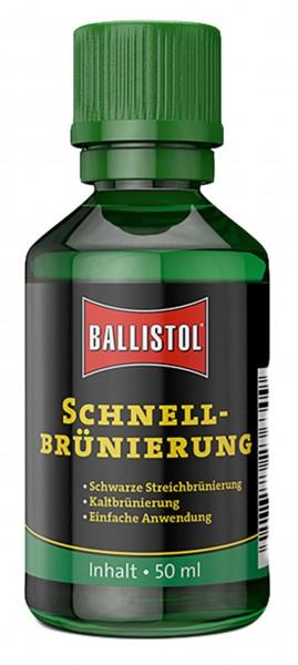 Ballistol Schnellbrünierung