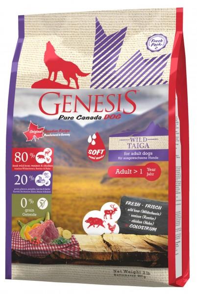 Genesis Hundefutter Wild Taiga