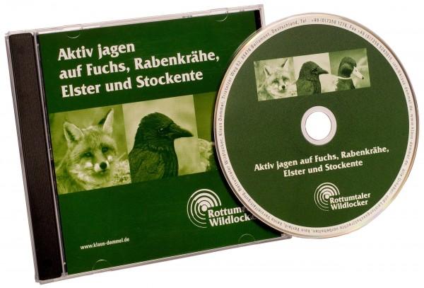 CD - Lock und Reizjagd (Fuchs und Krähe)