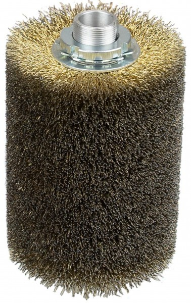 Eder Replacement Round Brush including Shaft