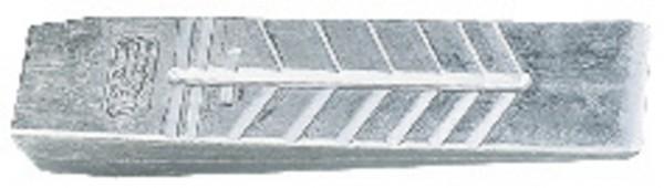 Coin massif Ochsenkopf en aluminium