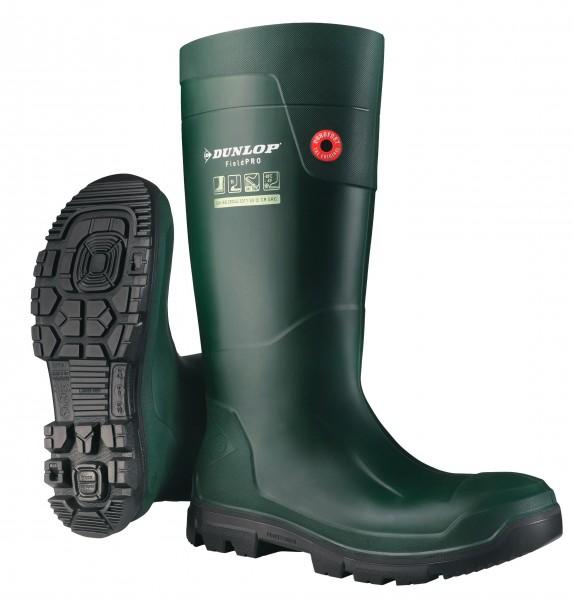 Dunlop Sicherheits-Gummistiefel Purofort FieldPro