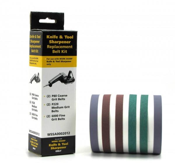 Replacement Sharpener Belt Set