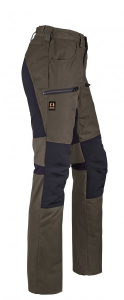 Nordforest Hunting Damen-Thermo-Jagdhose Stretch Trosa