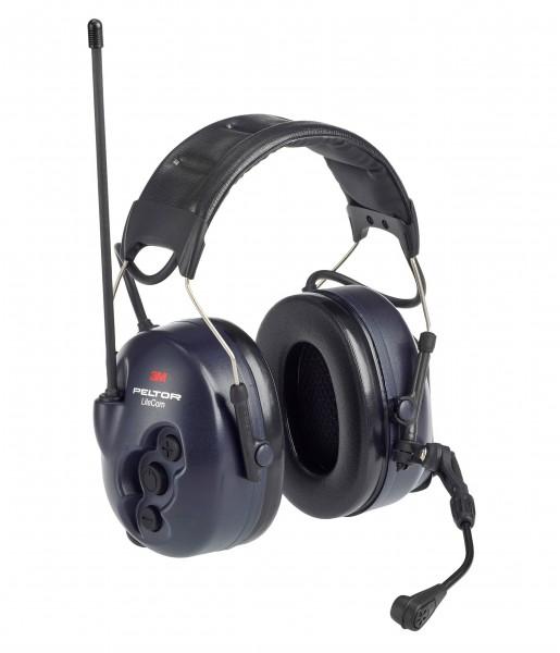 Peltor Gehörschutz LiteCom mit Kopfbügel