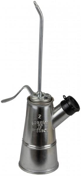 Bac à huile de pompe