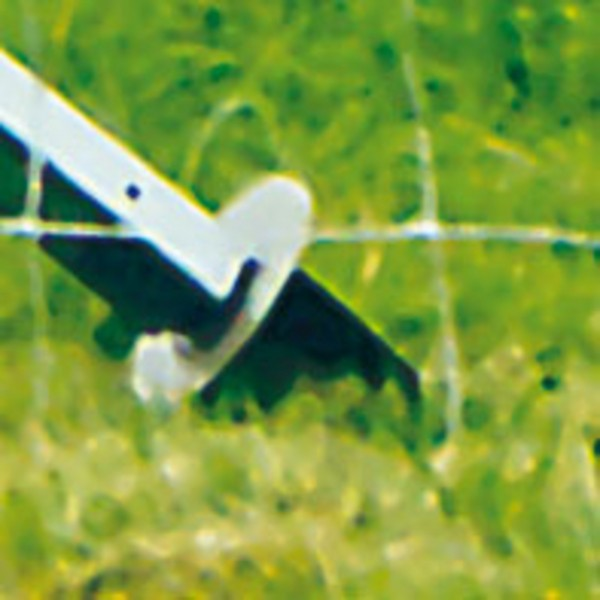 Verstrebungsset für Z-Pfahl – Erdteller