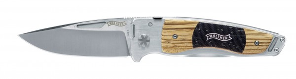 Walther Taschenmesser TFW 1 Traditional Folder Wood