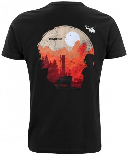 Dendroid Herren-T-Shirt Dream Day